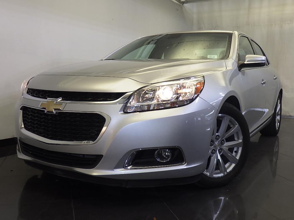 2016 Chevrolet Malibu Limited - 1120134287