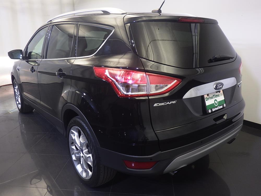 2014 ford escape titanium for sale in jacksonville 1120134333 drivetime. Black Bedroom Furniture Sets. Home Design Ideas