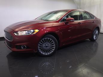 2016 Ford Fusion - 1120134345