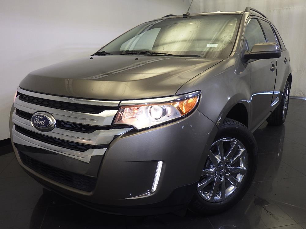 2013 Ford Edge SEL - 1120134859