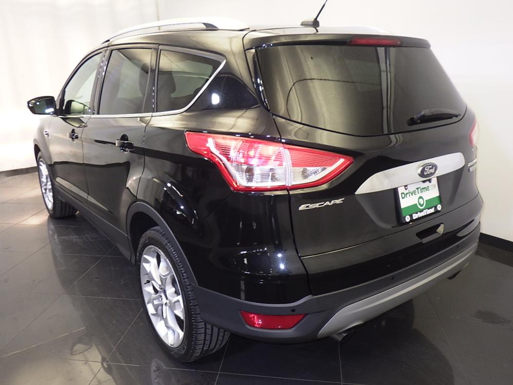 2014 ford escape titanium for sale in tampa 1120135236 drivetime. Black Bedroom Furniture Sets. Home Design Ideas