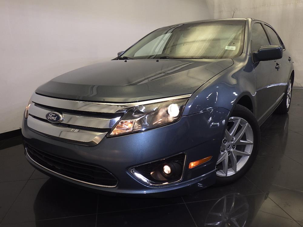 2012 Ford Fusion - 1120135319