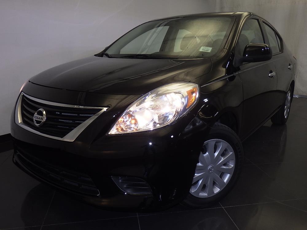 2012 Nissan Versa - 1120135346