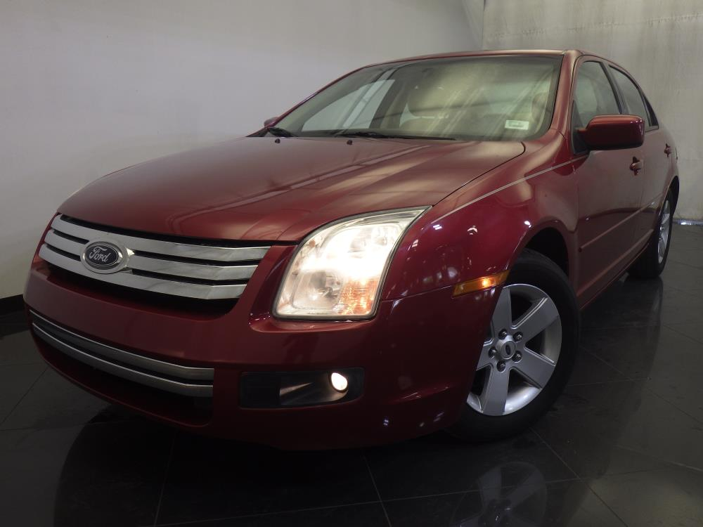2008 Ford Fusion - 1120135905