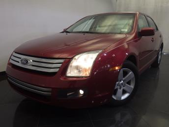 Used 2008 Ford Fusion