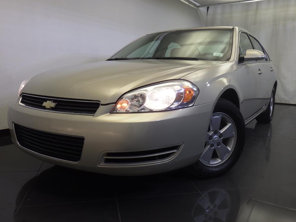 2008 Chevrolet Impala - 1120136005