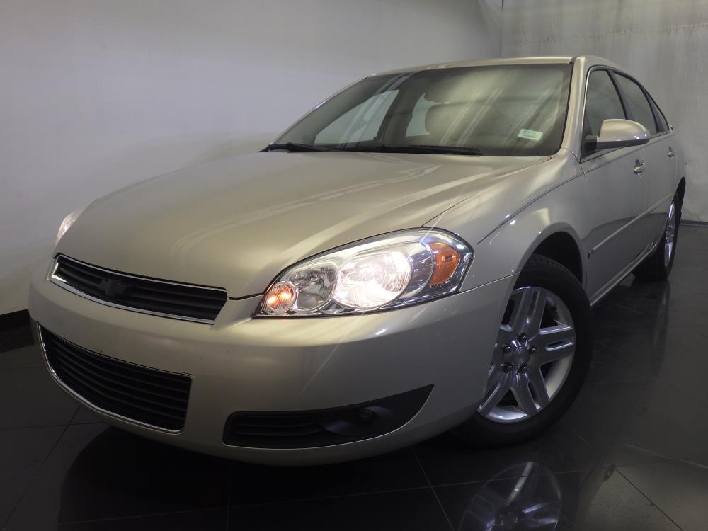 2008 Chevrolet Impala - 1120136100