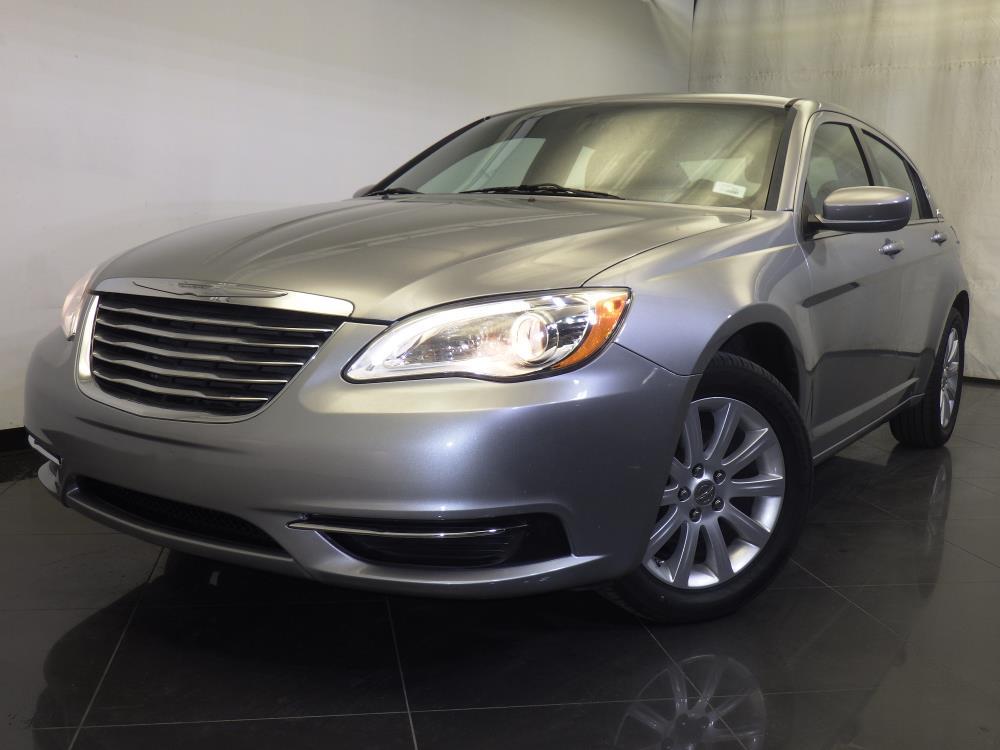 2013 Chrysler 200 - 1120136239
