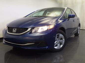2014 Honda Civic - 1120136419