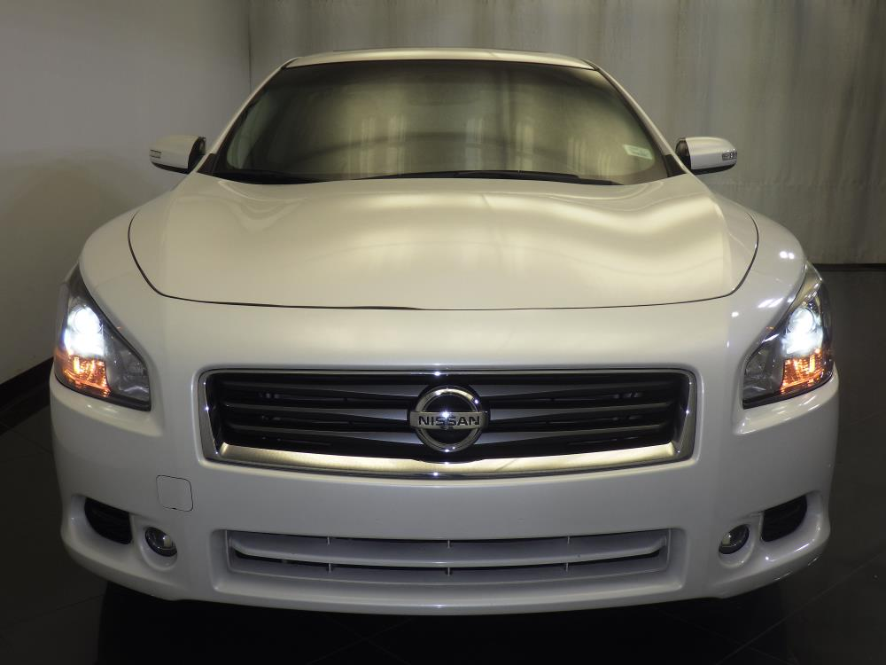 2014 Nissan Maxima 3 5 SV for sale in Jacksonville