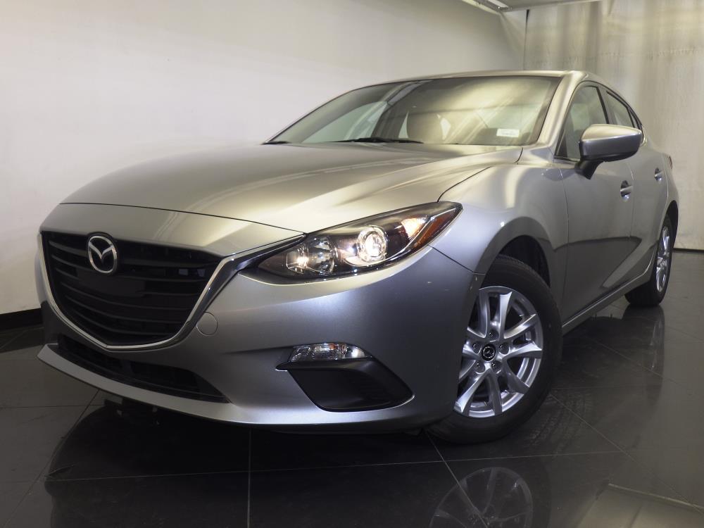 2016 Mazda Mazda3 - 1120136521