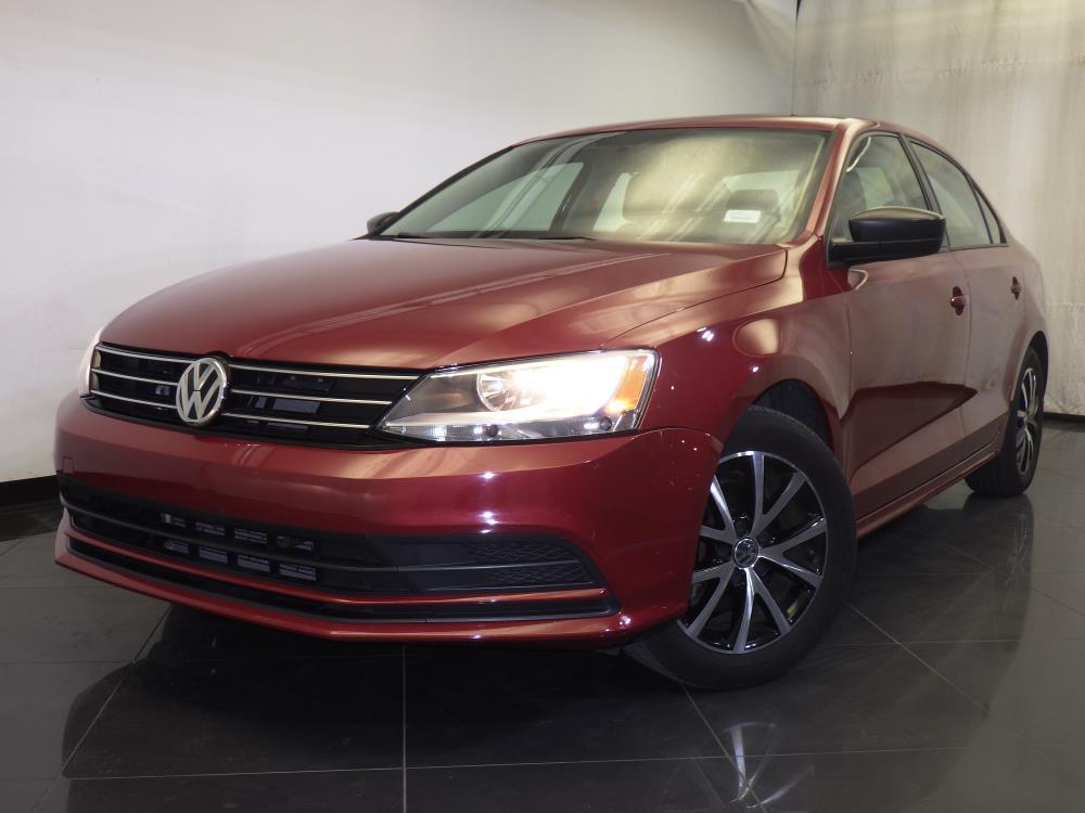 2016 Volkswagen Jetta - 1120136626
