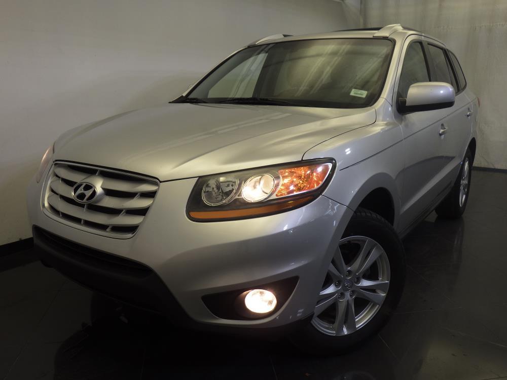 2011 Hyundai Santa Fe - 1120136688