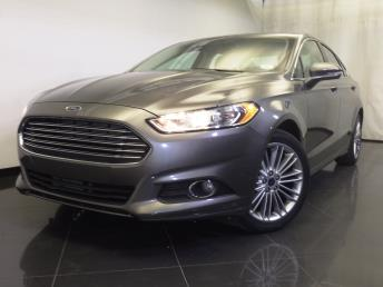 2014 Ford Fusion - 1120136906