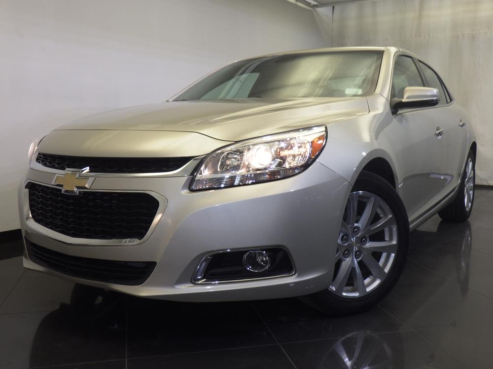 2016 chevrolet malibu limited ltz for sale in savannah 1120136942 drivetime. Black Bedroom Furniture Sets. Home Design Ideas