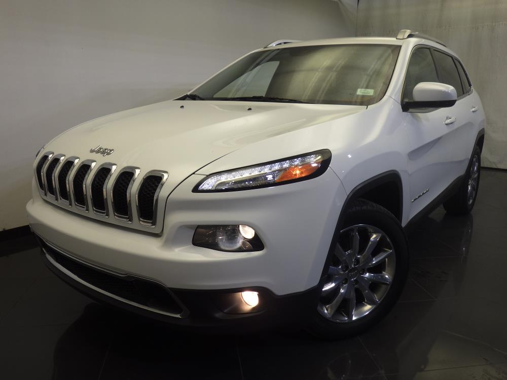 2014 Jeep Cherokee Limited - 1120137075