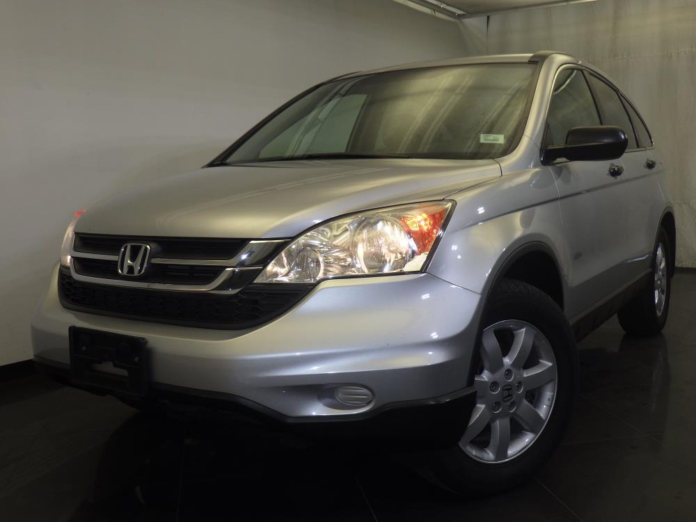 2011 Honda CR-V SE - 1120137217