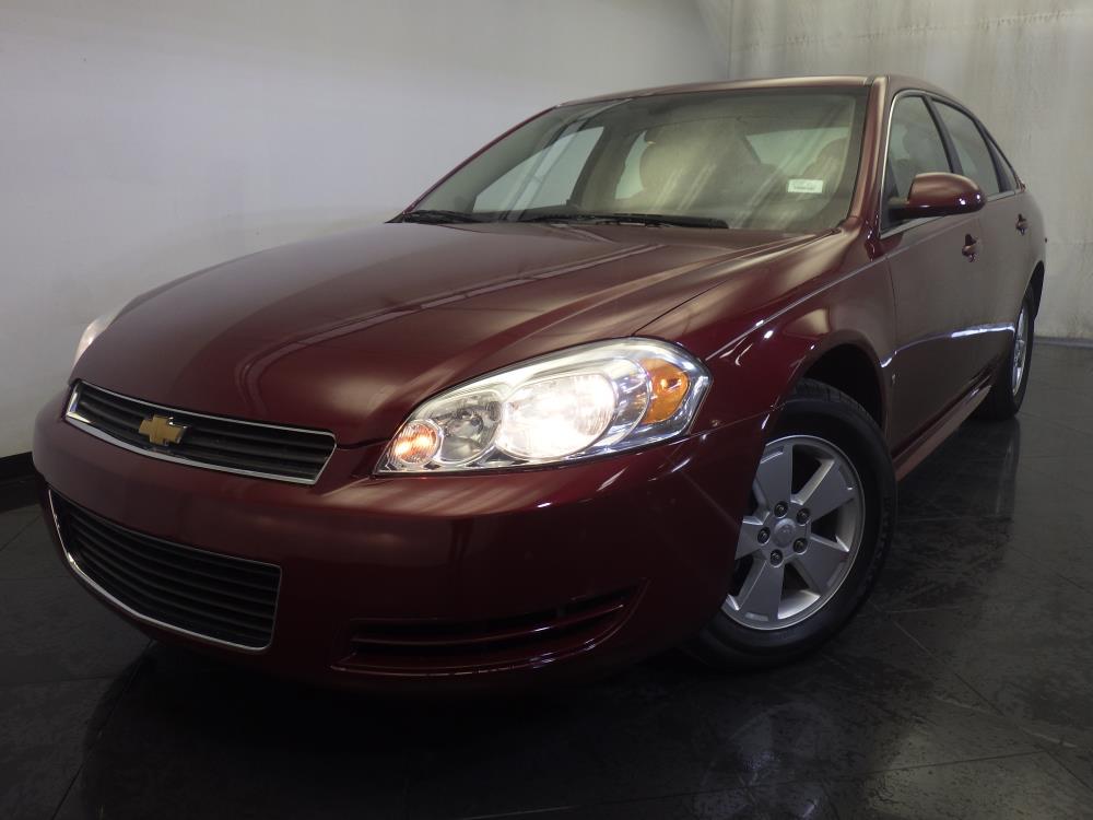 2009 Chevrolet Impala - 1120137257