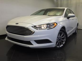 2017 Ford Fusion - 1120137392