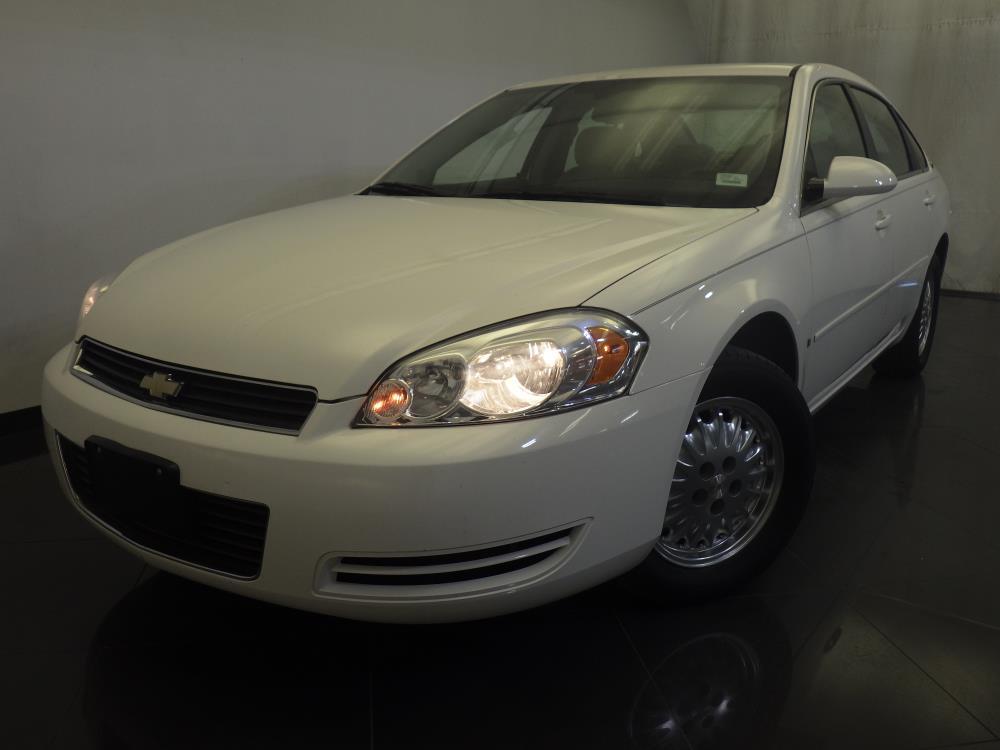 2007 Chevrolet Impala - 1120137408