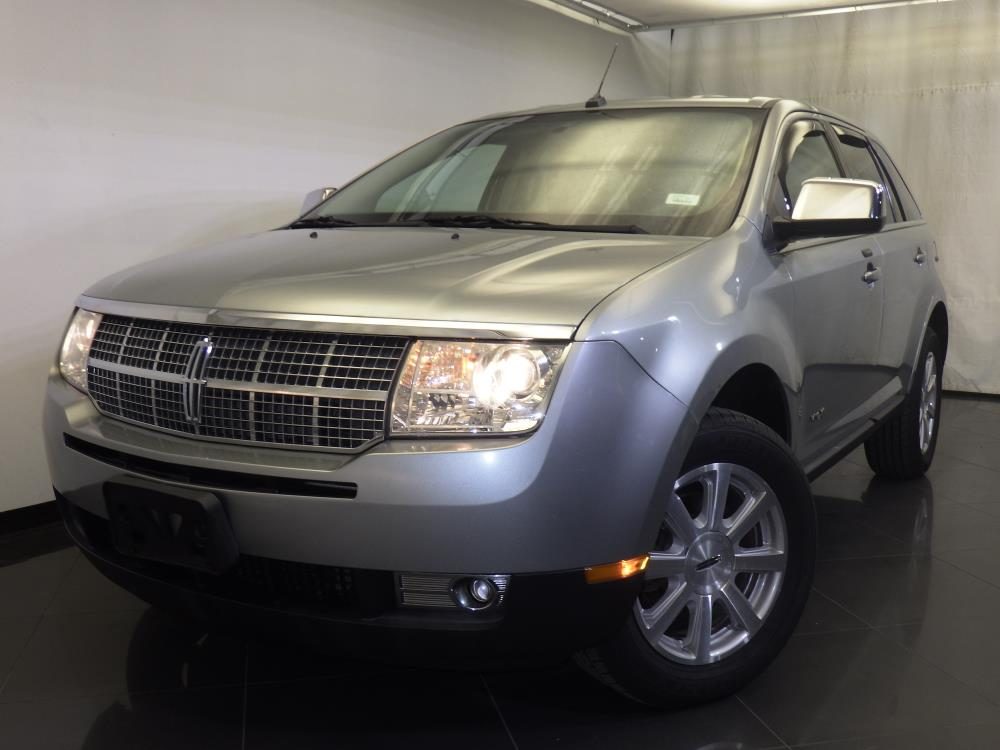 2007 Lincoln MKX - 1120137740