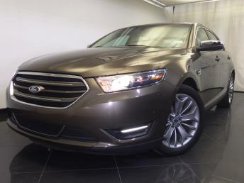 2015 Ford Taurus - 1120137749