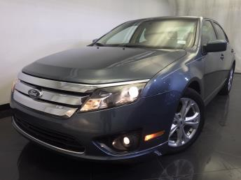 2012 Ford Fusion - 1120137840