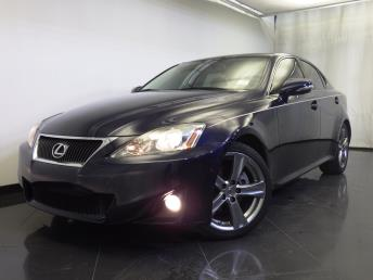 2012 Lexus IS 250 - 1120137873