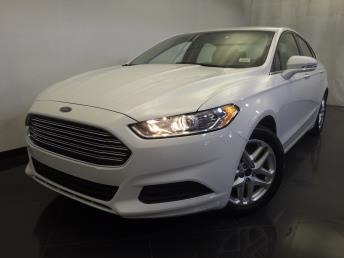2016 Ford Fusion - 1120138024