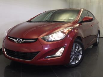 2014 Hyundai Elantra - 1120138107