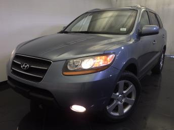Used 2009 Hyundai Santa Fe