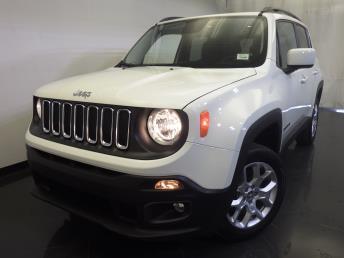 2017 Jeep Renegade Latitude - 1120138298