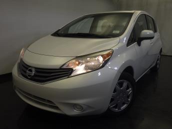 2014 Nissan Versa Note - 1120138333
