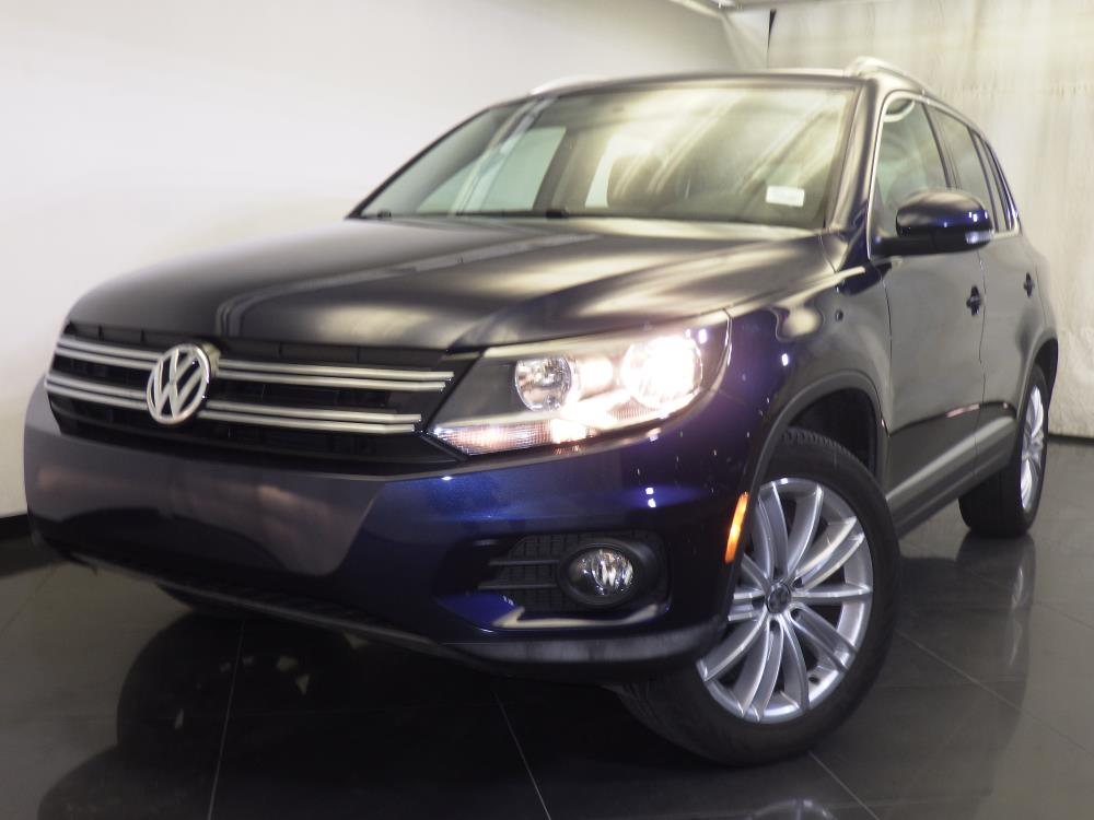 2014 Volkswagen Tiguan 2.0T SE - 1120138383