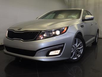2014 Kia Optima EX - 1120138442