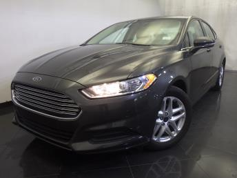 2016 Ford Fusion - 1120138680