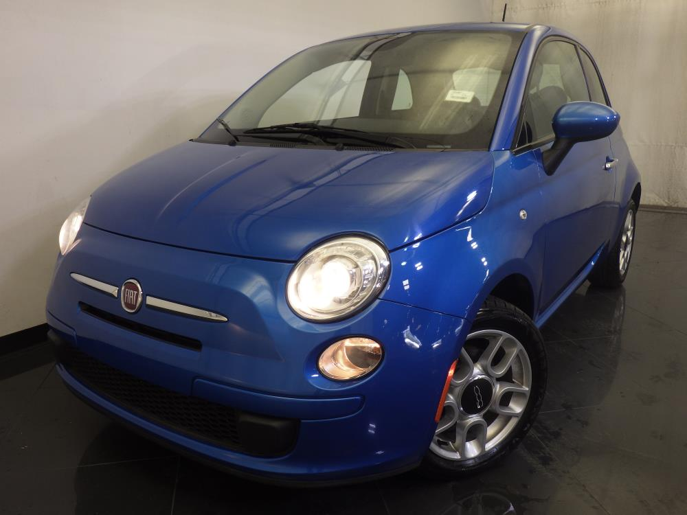 2015 FIAT 500  - 1120138771