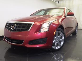 2014 Cadillac ATS - 1120138794