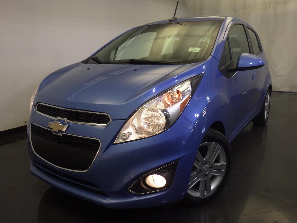 2014 Chevrolet Spark - 1120138830