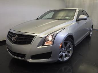 2014 Cadillac ATS - 1120138947
