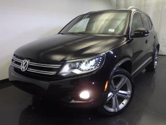 Used 2014 Volkswagen Tiguan