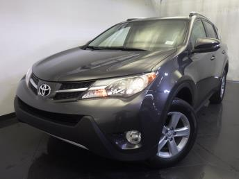 2014 Toyota RAV4 XLE - 1120139034