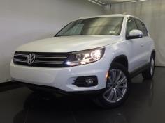 2014 Volkswagen Tiguan 2.0T SEL