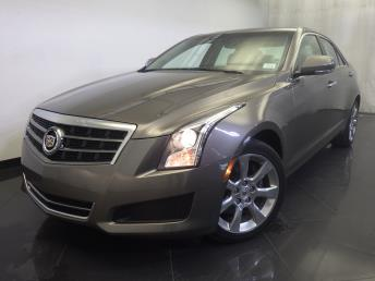2014 Cadillac ATS 2.0L Turbo Luxury - 1120139240