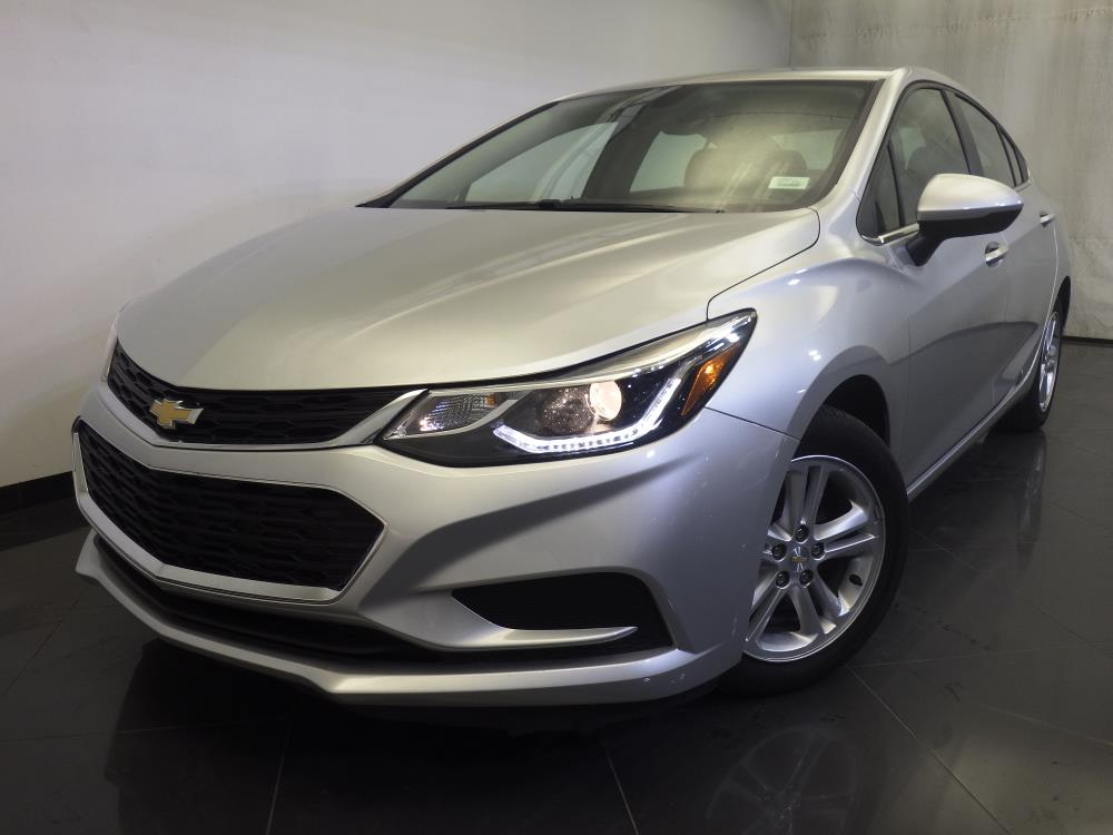 2017 Chevrolet Cruze LT - 1120139269