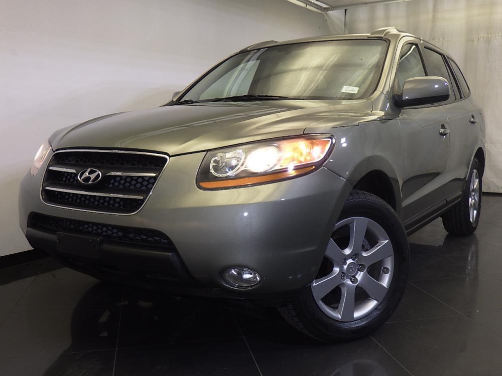 2008 Hyundai Santa Fe - 1120139394