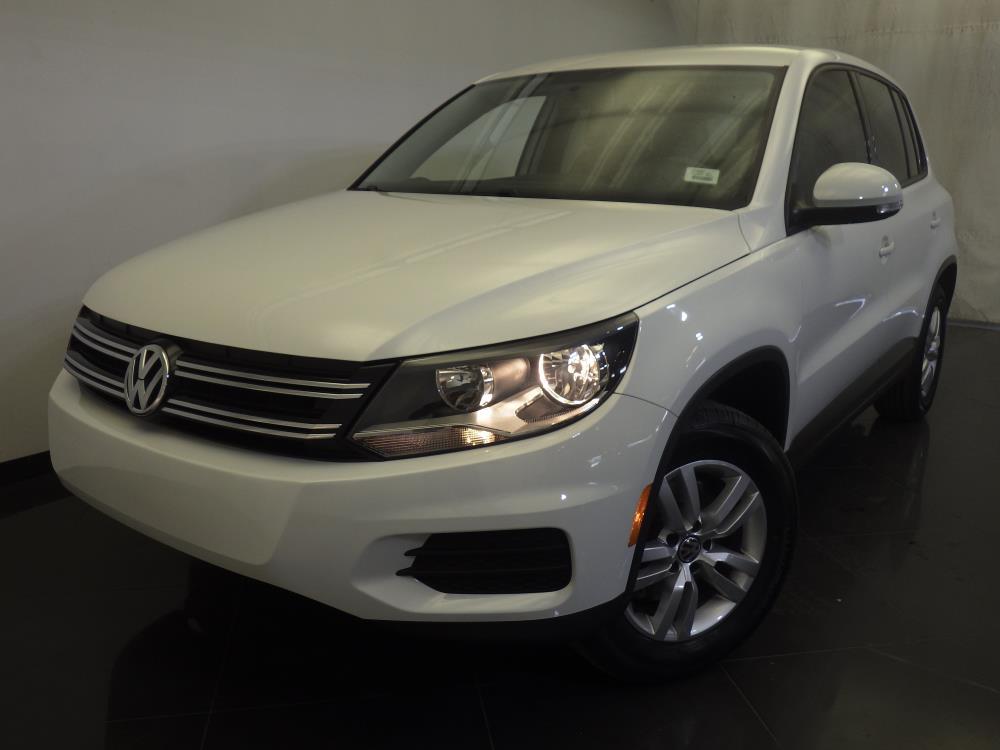 2014 Volkswagen Tiguan 2.0T S - 1120139458
