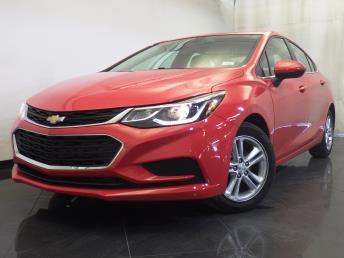 2017 Chevrolet Cruze - 1120139533
