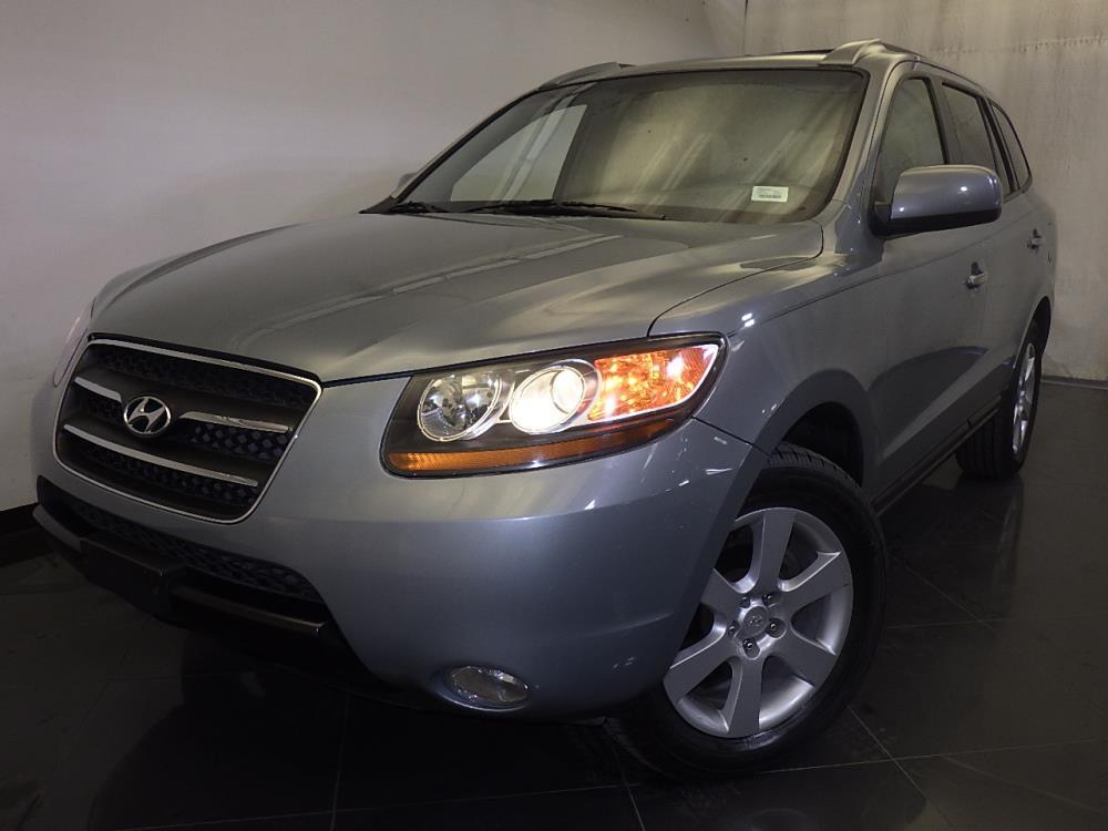 2007 Hyundai Santa Fe - 1120139759