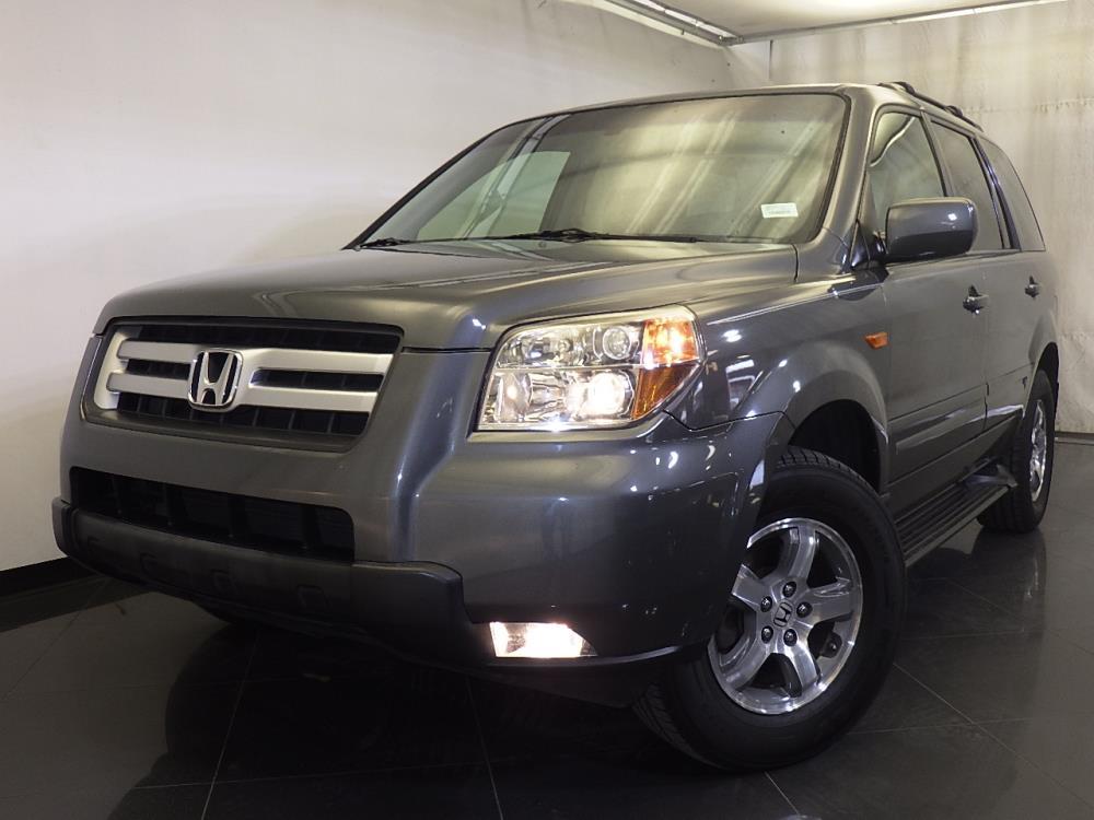 2008 Honda Pilot - 1120139960